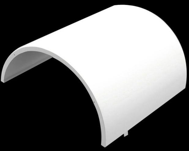 云南铝单板厂家异形铝单板特殊定制产品