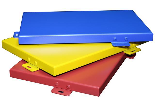 云南氟碳铝单板的工艺及加工要求