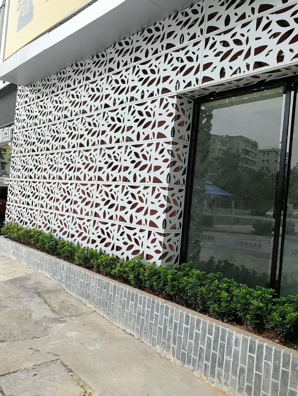 云南铝单板可以成为你幕墙材料的选择