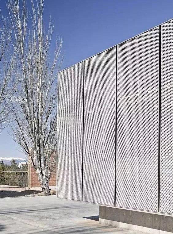4种你不知道的铝单板幕墙表面处理方法