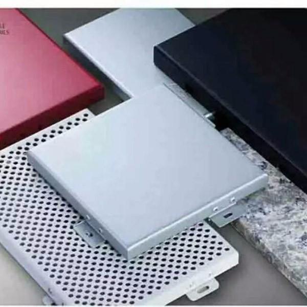 云南冲孔铝单板生产工艺流程