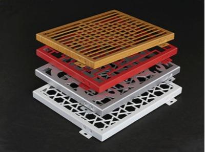 雕花铝单板的保护膜什么时候可以撕掉