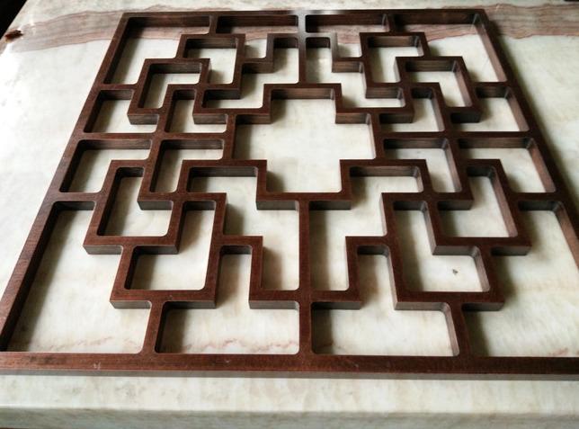 解析铝板雕花的优质性能