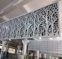 昆明木纹铝单板都可以用在什么地方呢