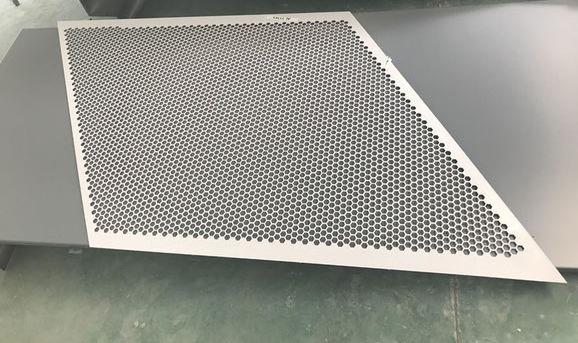 云南铝单板冷冷却后发作曲折的进程,可分为下面几个阶段