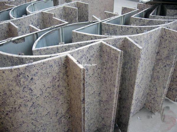 地铁站使用氟碳铝单板使整体格调提升了不少!