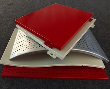 购买云南铝单板如何鉴别劣质铝型材?