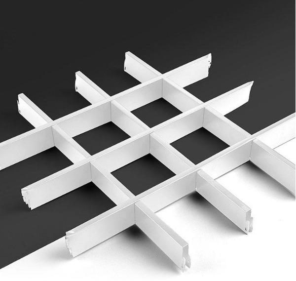 揭秘栅栏铝天花吊顶系统的特点