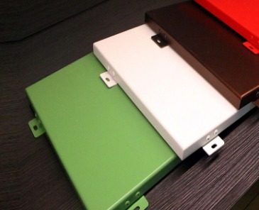 铝单板产品安装常用的两种安装方式的不同点